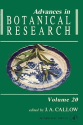 Advances in Botanical Research ebook by Callow, J. A.