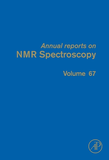Annual Reports on NMR Spectroscopy ebook by