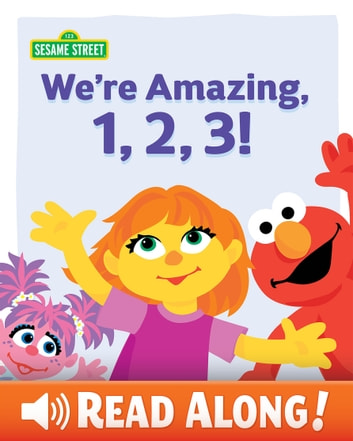 We're Amazing, 1, 2, 3! ebook by Leslie Kimmelman