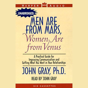 Men are From Mars, Women are From Venus Audiobook by John ...