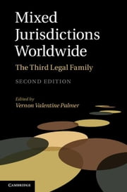 Mixed Jurisdictions Worldwide ebook by Palmer, Vernon Valentine