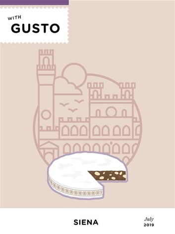 Siena WithGusto - A foodie guide ebook by Giulia ScarpaleggiaTommaso Galli