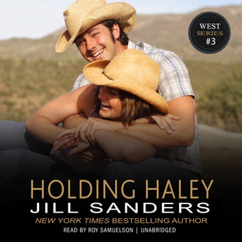 Holding Haley audiobook by Jill Sanders