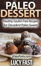 Paleo Dessert: Healthy Gluten Free Recipes for Decadent Paleo Sweets - Paleo Diet Solution Series ebook by Lucy Fast