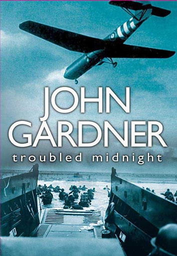 Troubled Midnight ebook by John Gardner