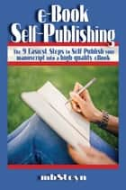 eBook Self-Publishing ebook by mbSteyn