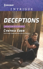 Deceptions ebook by Cynthia Eden
