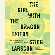 The Girl with the Dragon Tattoo audiobook by Stieg Larsson