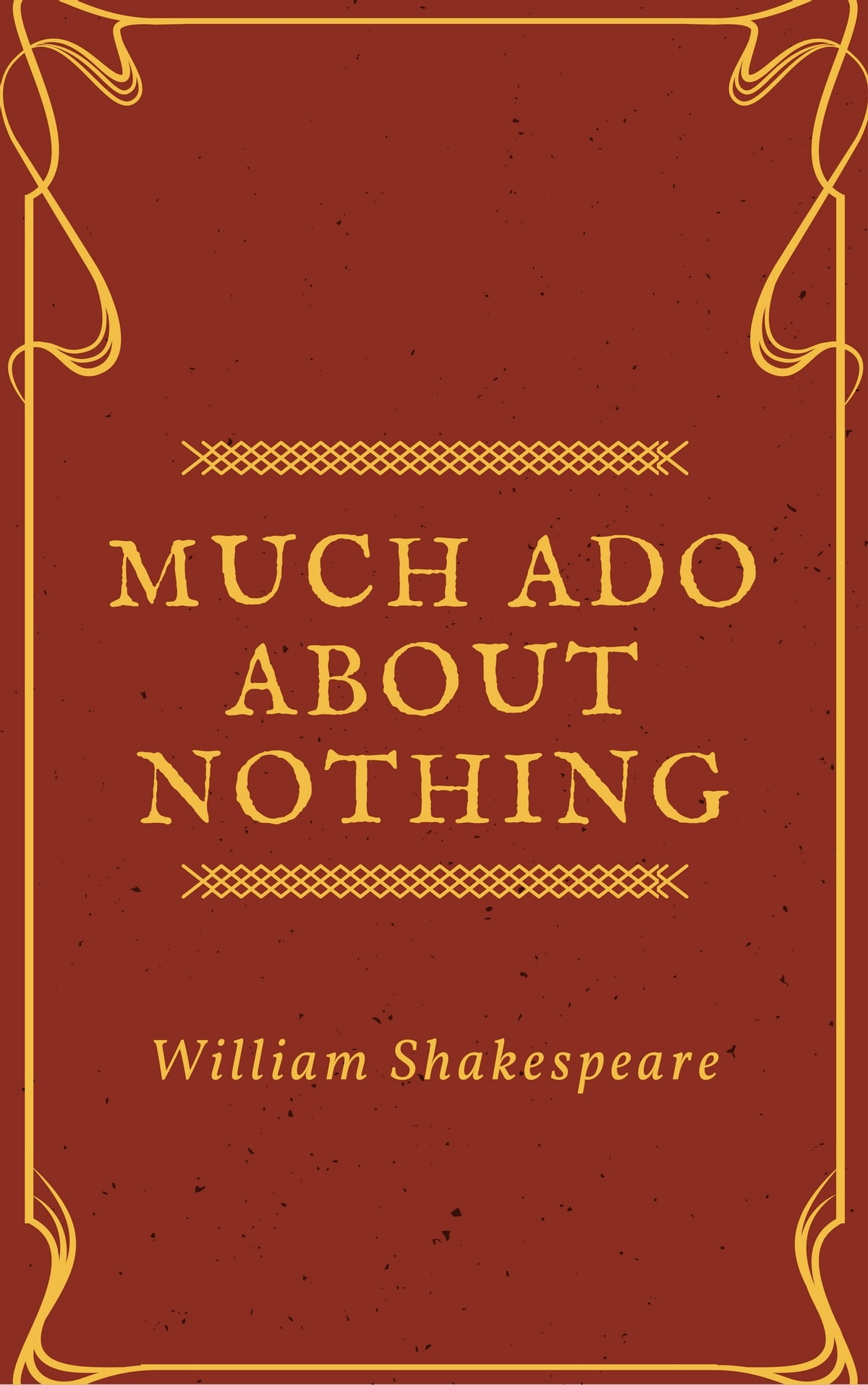 Image result for much ado about nothing book