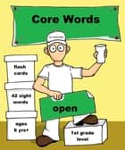 Core Words- First Grade ebook by Tonya Holly