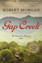 Gap Creek - A Novel ebook by Robert Morgan