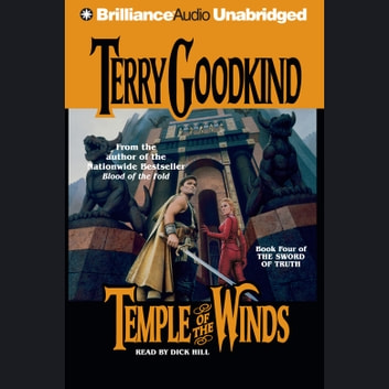 Temple of the Winds audiobook by Terry Goodkind