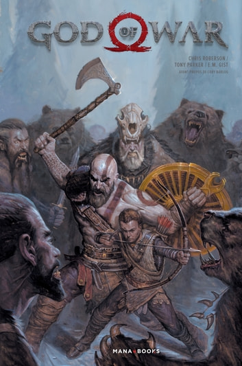 God of War T01 eBook by Chris Roberson,Tony Parker,Cory Barlog