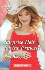 Surprise Heir for the Princess ebook by