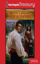 Blackthorne ebook by Ruth Langan