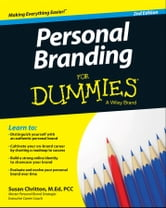Personal Branding For Dummies ebook by Susan Chritton