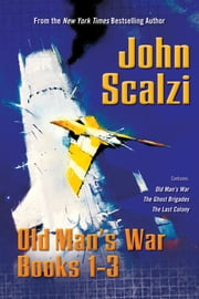 Old Man's War Boxed Set 1 ebook by John Scalzi