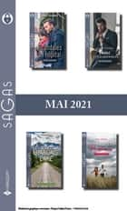 Pack mensuel Sagas : 12 romans (Mai 2021) ebook by