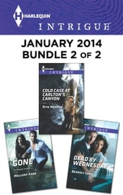 Harlequin Intrigue January 2014 - Bundle 2 of 2 - An Anthology ebook by Rita Herron, Mallory Kane, Beverly Long