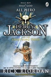 Percy Jackson and the Lightning Thief: The Graphic Novel (Book 1) ekitaplar by Rick Riordan