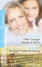 Little Cowgirl Needs A Mum/Mr Right There All Along ebook by Patricia Thayer, JACKIE BRAUN