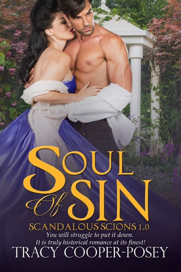 Soul of Sin ebook by Tracy Cooper-Posey