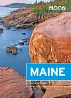 Moon Maine ebook by Hilary Nangle