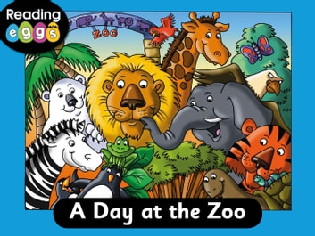 A Day at the Zoo ebook by Katy Pike