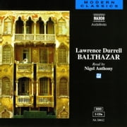 Balthazar audiobook by Lawrence Durrell
