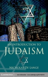 An Introduction to Judaism ebook by Lange, Nicholas de