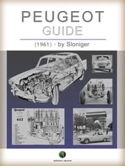 PEUGEOT - Guide ebook by Sloniger