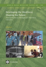 Developing the Workforce, Shaping the Future: Transformation of Madagascar's Post-Basic Education ebook by Bashir, Sajitha