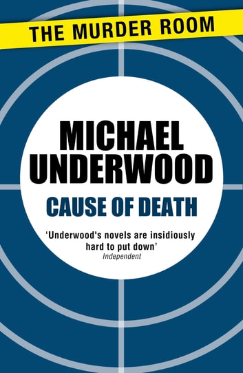 Cause of Death ebook by Michael Underwood