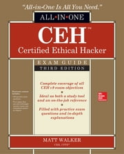 CEH Certified Ethical Hacker All-in-One Exam Guide, Third Edition ebook by Matt Walker