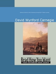Spinifex And Sand : Five Years' Pioneering And Exploration In Western Australia ebook by David Wynford Carnegie