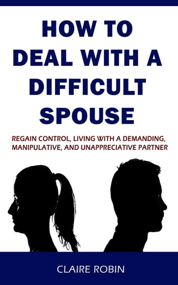 how to deal with a manipulative partner