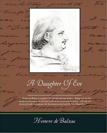 A Daughter Of Eve ebook by Honore De Balzac