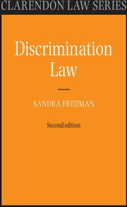 Discrimination Law ebook by Sandra Fredman FBA