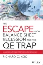 The Escape from Balance Sheet Recession and the QE Trap ebook by Richard C. Koo