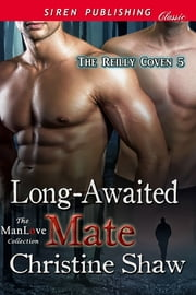 Long-Awaited Mate ebook by Christine Shaw