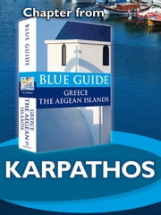 Karpathos and Saria - Blue Guide Chapter ebook by Nigel McGilchrist