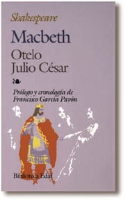 MACBETH /OTELO /JULIO CESAR ebook by William Shakespeare