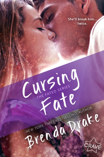 Cursing Fate ebook by Brenda Drake