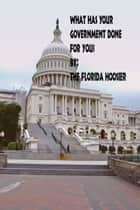 What has your Government done for you? ebook by The Florida Hoosier