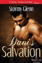 Davi's Salvation ebook by Stormy Glenn