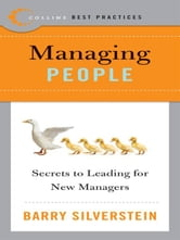 Best Practices: Managing People ebook by Barry Silverstein