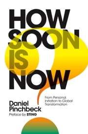 How Soon is Now - From Personal Initiation to Global Transformation ebook by Daniel Pinchbeck