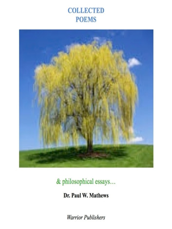 Collected Poems Philosophical Essays Ebook By Paul Mathews  Philosophical Essays Ebook By Paul Mathews Biology Lab Report Experts also Essay For High School Application  Best Custom Writing Website