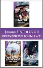 Harlequin Intrigue December 2020 - Box Set 2 of 2 ebook by Barb Han, Cindi Myers, Janice Kay Johnson