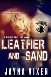 Leather and Sand ebook by Jayna Vixen